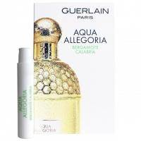 Guerlain Aqua Allegoria Bergamote Calabria - туалетная вода - пробник (виалка) - 1 ml