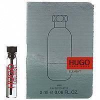 Hugo Boss Hugo Element - туалетная вода - пробник (виалка) - 1.8 ml