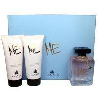 Lanvin Me - Набор (парфюмированная вода 80 ml + лосьон-молочко для тела 100 ml + гель для душа 100 ml)