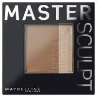 Maybelline -  Палетка для контурирования лица Master Sculpt №01 Light/Med - 9g