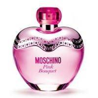 Moschino Pink Bouquet - туалетная вода - 100 ml TESTER (с крышкой)