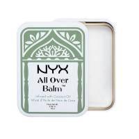 NYX - Бальзам для губ и тела с маслом кокоса  All Over Balm Coconut Oil - 25g (AOB02)