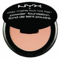 NYX - Матирующая пудра Stay Matte But Not Flat №04 Creamy Natural - 7.5 g (SMP04)