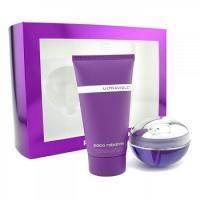 Paco Rabanne Ultraviolet -  Набор (парфюмированная вода 80 + гель для душа 100)