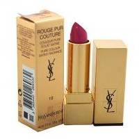 Помада для губ Yves Saint Laurent - Rouge Pur Couture № 19 - 3.8g/0.13oz Fuchsia Pink TESTER