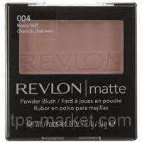 Revlon - Румяна Matte Powder Blush №004 Barely Buff