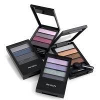 Revlon - Тени для глаз стойкие 12 часов - Colorstay 12 hour eyeshadow Quad - №18 Лазурный туман - 4.8 g