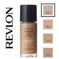 Revlon - Тональный крем стойкий для комбинированной/жирной кожи Colorstay Makeup with Softflex №350 Rich Tan