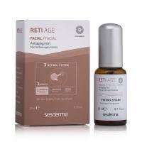SesDerma -Антивозрастная вуаль для лица с тремя видами ретинола Reti Age Facial Antiaging Mist 3-Retinol System -  20ml