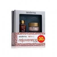 SesDerma - Набор для лица Reti-Age (Антивозрастной крем + Антивозрастная сыворотка) - 50+30 ml