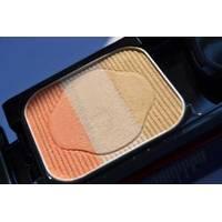 Shiseido - Румяна компактные для лица Face Color Enhancing Trio OR1 - 7 gr