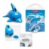 Titania - Щипчики для ногтей детские с пилочкой Дельфин Dolphin (1052/13B)