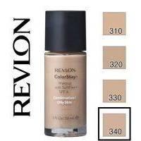 Тональный крем стойкий для комбинированной/жирной кожи Revlon - Colorstay Makeup with Softflex №440 Красное дерево