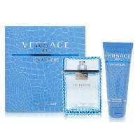 Versace Man Eau Fraiche -  Набор (туалетная вода 30 + гель для душа 50)