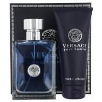 Versace pour Homme 2008 -  Набор (туалетная вода 100 + шампунь 100)