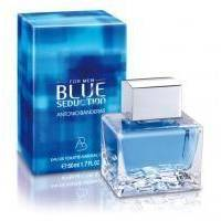 Antonio Banderas Blue Seduction for Men - туалетная вода - 50 ml