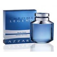 Azzaro Chrome Legend - туалетная вода -  mini 7 ml