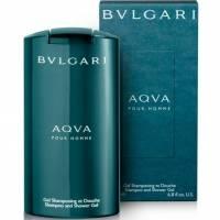 Bvlgari Aqva Pour Homme -  гель для душа - 200 ml