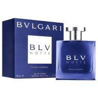 Bvlgari BLV Notte Pour Homme - туалетная вода - 50 ml