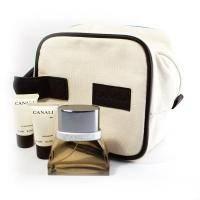 Canali Men -  Набор (туалетная вода 100 + дезодорант стик 75 + сумка) *
