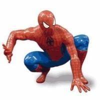 Admiranda Spider-Man - Пена для ванны фигурка - 200 ml (арт. AM 73618)