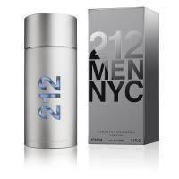 Carolina Herrera 212 For Man -  Набор (туалетная вода 50 + часы)