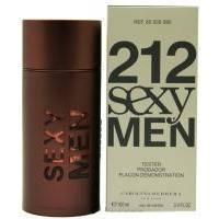 Carolina Herrera 212 Sexy Men - туалетная вода - 100 ml TESTER