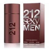 Carolina Herrera 212 Sexy Men - туалетная вода -  пробник (виалка) 1.5 ml