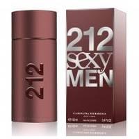 Carolina Herrera 212 Sexy Men - туалетная вода - 30 ml
