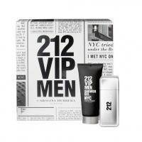 Carolina Herrera 212 VIP Men -  Набор (туалетная вода 100 + лосьон для бритья 100)