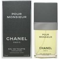 Chanel Pour Monsieure concentree - туалетная вода - 75 ml