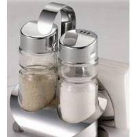 Maestro - Набор для соли, перца, под салфетки Rainbow - 3 предмета (арт. МР1611С)