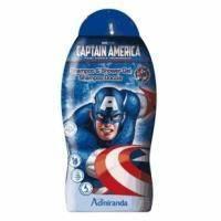 Admiranda Captain America - Шампунь-гель для душа - 300ml (арт. AM 73671)
