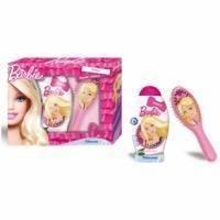 Admiranda Barbie - Набор подарочный - (Шампунь для волос Barbie 250 ml + Расческа для волос 2D Barbie) примятые - (арт. AM 72559М)