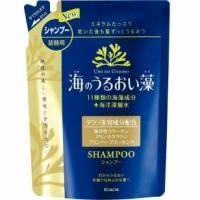 Kanedo Шампунь для всех типов волос увлажняющий с экстрактами морских водорослей - Umi No Uruoi Sou - 420ml (KN 75922) (сменная упаковка)
