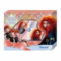 Admiranda Disney - Набор подарочный (Шампунь для волос Disney Brave 250 ml + Расческа для волос 2D Disney Brave) (арт. AM 71303)