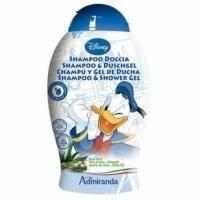 Admiranda Donald - Шампунь-гель для душа с экстрактом алоэ-вера и маслом оливы - 250 ml (арт. AM 71067)