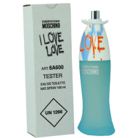 Moschino I Love Love - туалетная вода - 100 ml TESTER