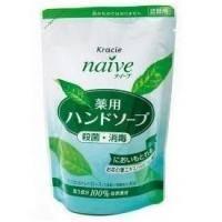 Kanebo Мыло для рук жидкое с экстрактом чайного листа (сменная упаковка) - Naive - 200 ml (KN 17762)