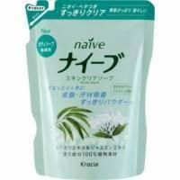 Kanedo Мыло для тела жидкое для всех типов кожи с экстрактом эвкалипта и жасмина (сменная упаковка) -  Naive - 420 ml (KN 16758 )