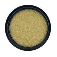 Тени для век 1-цветные устойчивые для сухого и влажного нанесения Max Factor - Wild Shadow Pots №020 Насыщенный золотой - 2.7 g