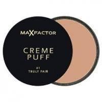 Пудра-крем для лица компактная Max Factor - Creme Puff №42 Темно-бежевый - 21 g