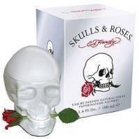 Christian Audigier Ed Hardy Skulls & Roses for Her - парфюмированная вода - 50 ml