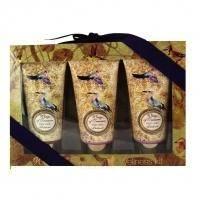 Mades Cosmetics - Wings of Treasure с ароматом пачули - Набор (гель для душа 80 ml+лосьон для тела 80 ml+крем для рук 80 ml)