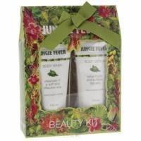 Mades Cosmetics - Jungle Fever с ароматом амазонских трав - Набор (гель для душа 100 ml+лосьон для тела 100 ml)