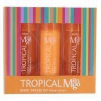 Mades Cosmetics - Body Resort с экстрактом манго - Набор (гель для душа 100 ml+молочко для тела 100 ml+шампунь 100 ml)