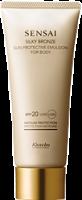 Kanebo Эмульсия для тела SPF20 - Silky Bronze Sun Protective Emulsion For Body - 200 ml TESTER