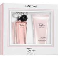 Lancome Tresor In Love -  Набор (парфюмированная вода 30 + лосьон-молочко для тела 50)