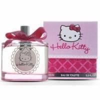 Hello Kitty - туалетная вода - 100 ml (с алкоголем)