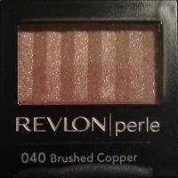 Тени для век Revlon - Luxurious Color Perle №040 Полированный медный